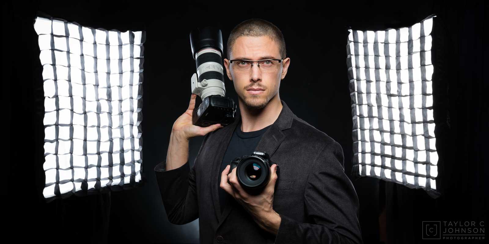 Asheville Commercial Photography - Headshot photography, product photography - Taylor Clark Johnson