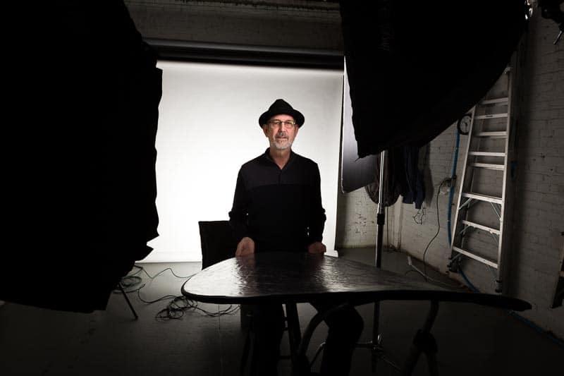 Head Shot Photographer in Asheville - Taylor Clark Johnson