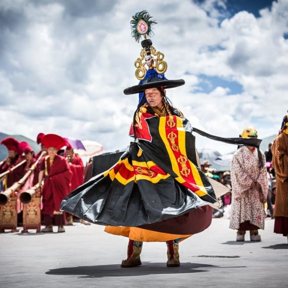 Commercial Photographer in Asheville - Taylor Clark Johnson - Central Tibet - Drikung Kagyu